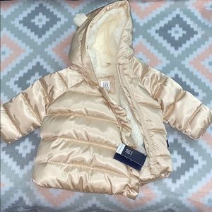 Baby Gap Jacket (Sherpa Lined)